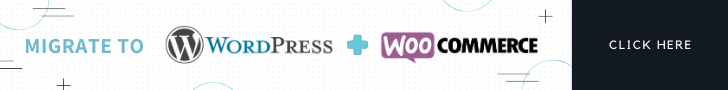 Migrate to WordPress WooCommerce