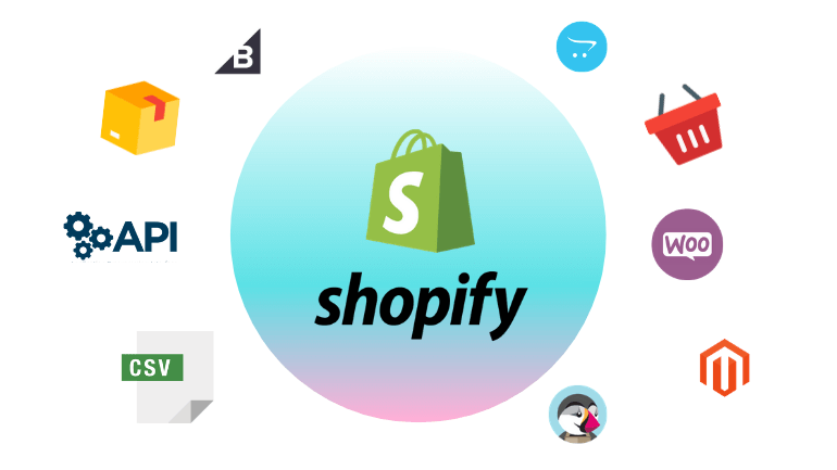 Migrate to Shopify and Shopify Plus