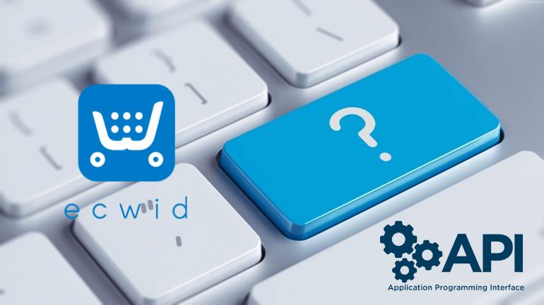 How to get Ecwid API