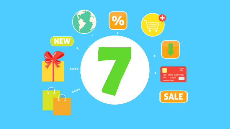 7 Important Ecommerce Features