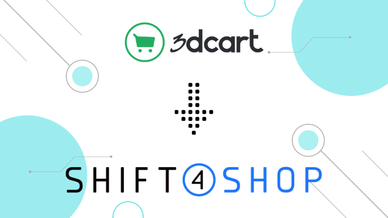 3dcart become Shift4Shop