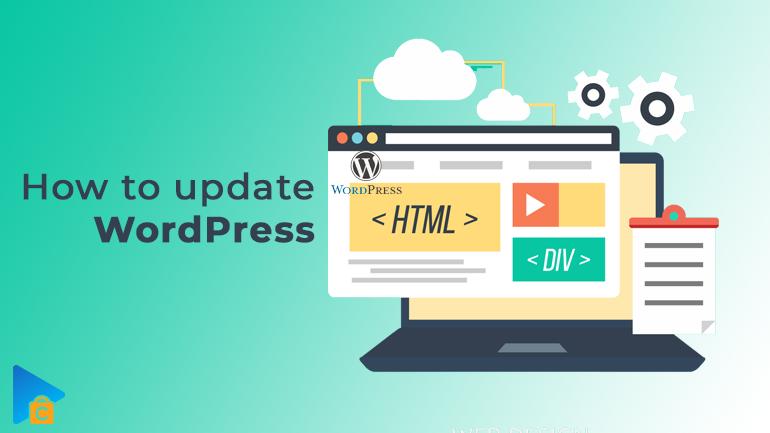 update your wordpress